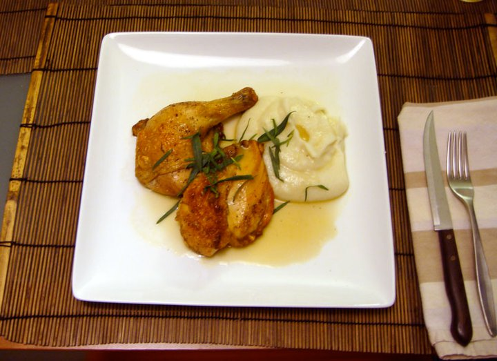 Recipes chicken tarragon