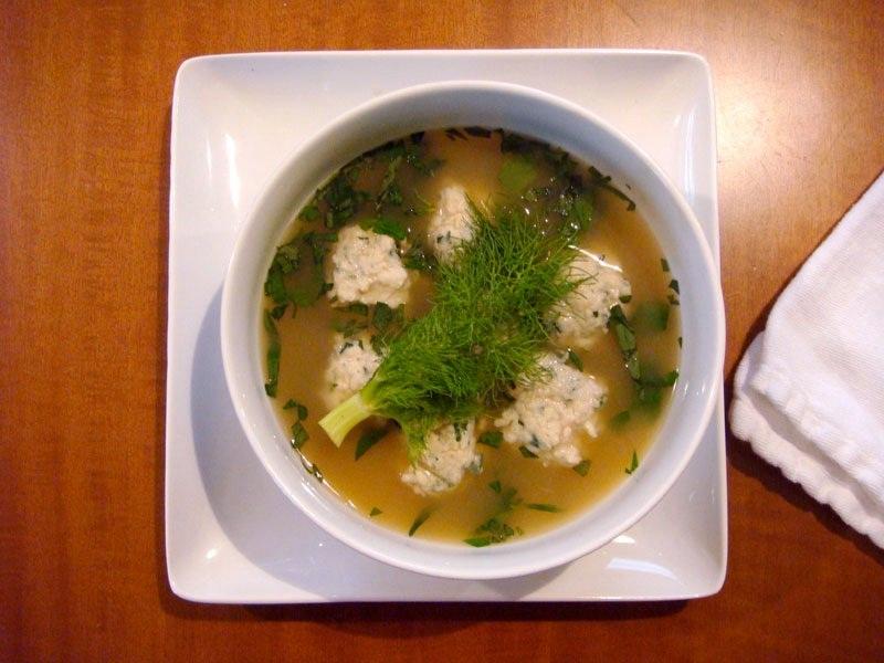 Chicken Soup With Tarragon Tarragon Chicken Meatball